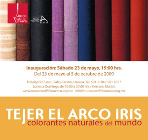 Invitación Expo Colorantes..