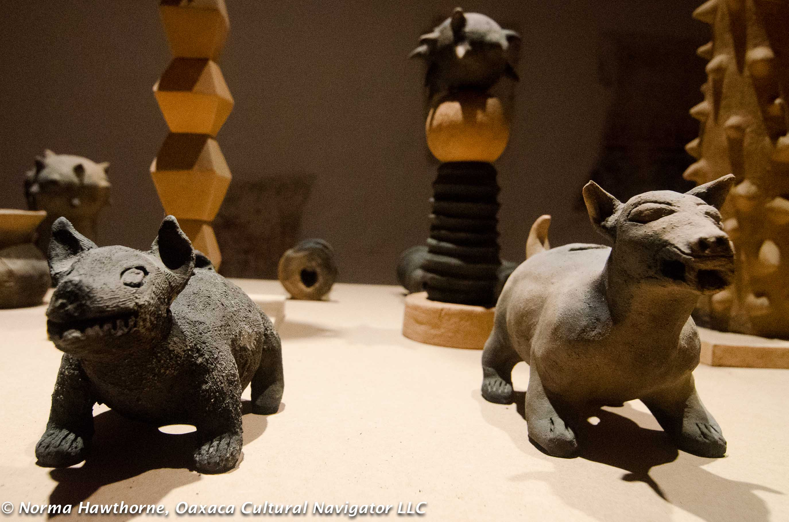 Oaxacas Contemporary Art Museum MACO Shows Ceramic Sculpture - Best contemporary museums in us