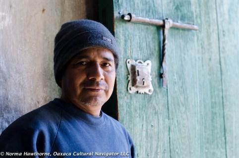 Jose Buenaventura, Teotitlan del Valle