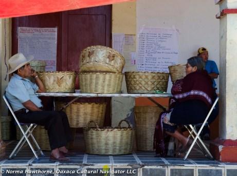 Waiting, San Juan Guelavia, Oaxaca, Mexico