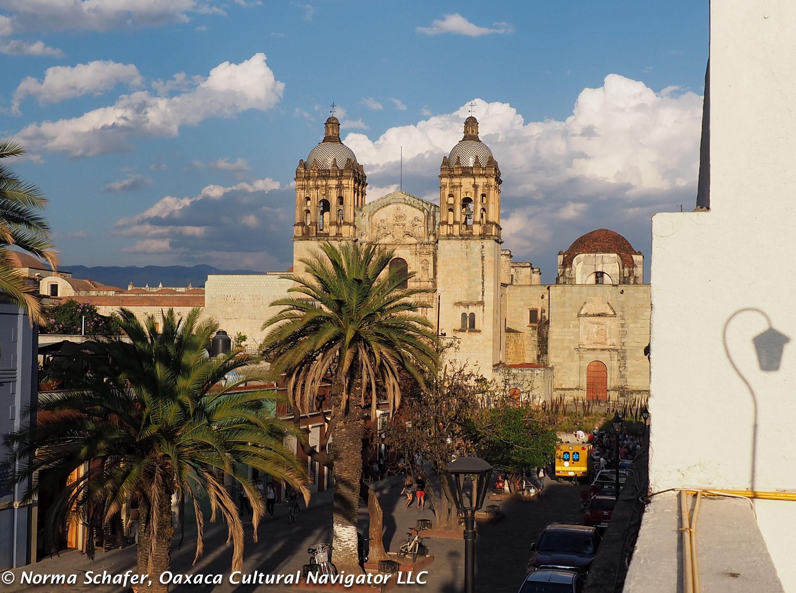 Oaxaca Cultural Navigator Norma Schafer Featured In