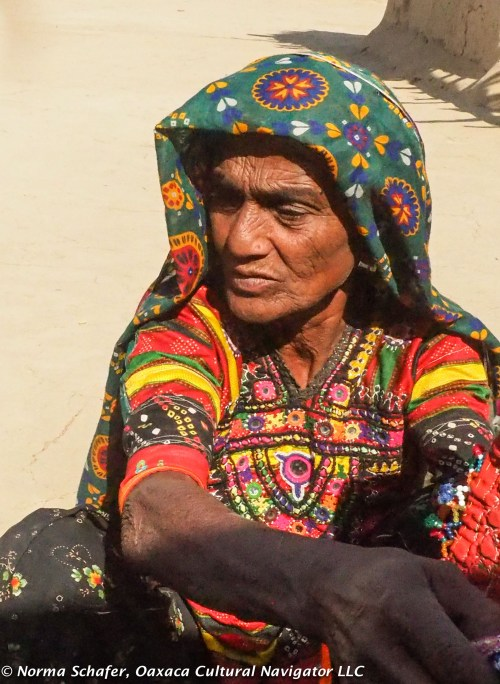 Village elder tells us about her dreams for her family