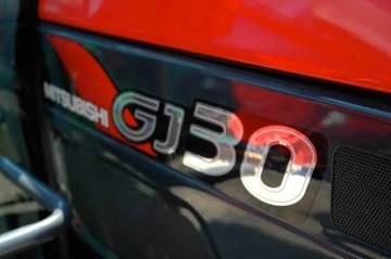 三菱トラクタ GJシリーズ GJ30 ロゴ