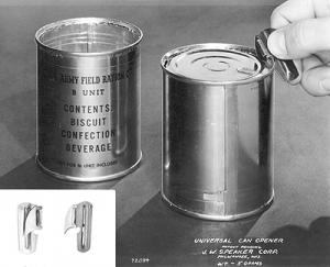 そして同じくSPEAKERの米軍御用達・・・缶切り。