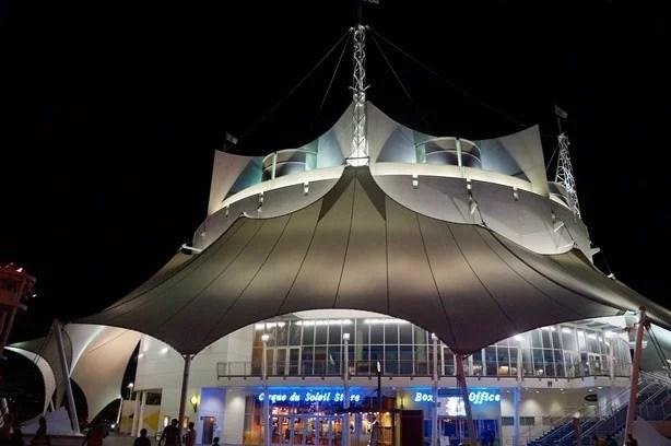 Downtown Cirque