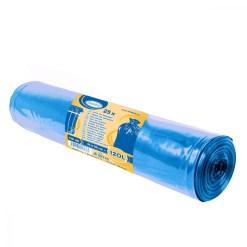 Vrecia na odpadky 70x110cm modré