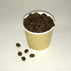 Papierový pohár PREMIUM 110 ml