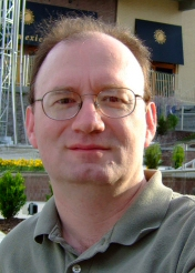 Author John Woodman