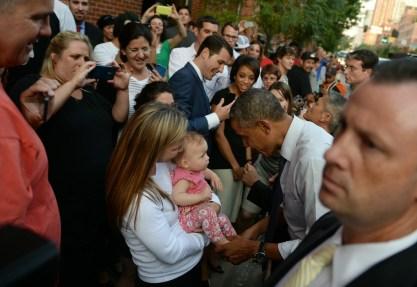 """""""President Barack Obama in Colorado"""""""