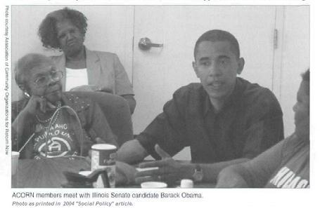Obama Acorn meeting