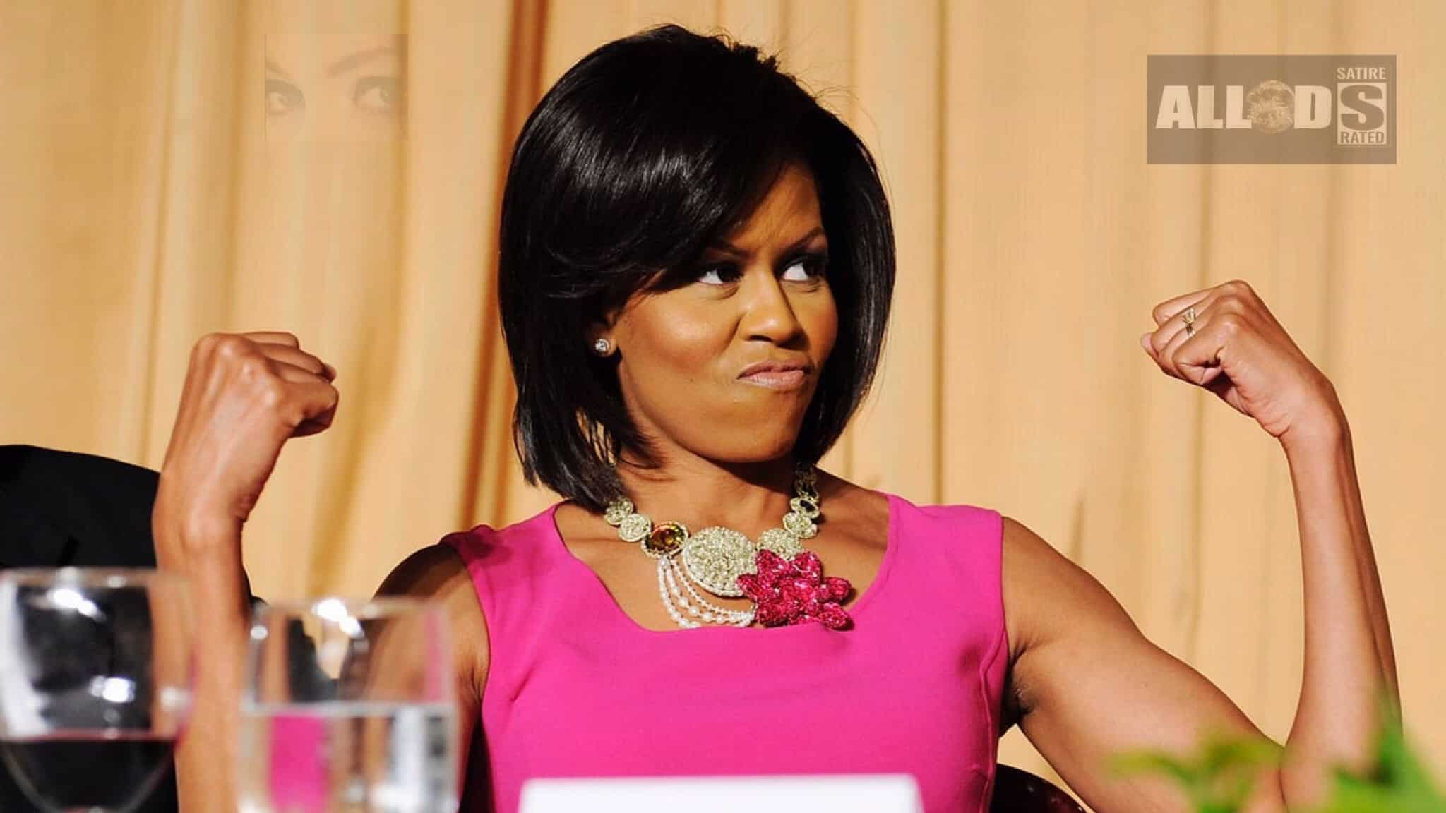 Michelle Slams Melania:'She's A Terrible Role Model For America's Women'