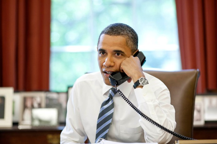 President Obama Calls Crews Of Atlantis And The International Space Station Whitehouse Gov