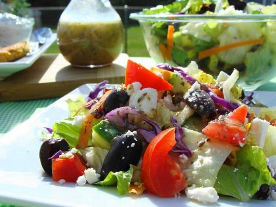 Salată de Roșii cu iaurt