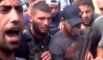 Rebeldes sírios juntam-se à Al-Qaeda