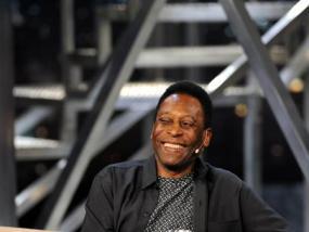 Pelé considera exageradas as denúncias sobre racismo dentro de campo Foto: Edson Lopes Jr. / Terra