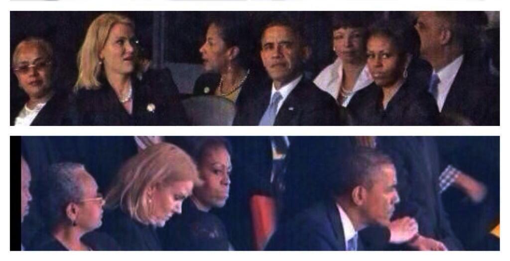 O apartheid de Michelle Obama
