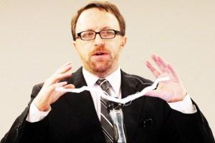 Ministro da Secretaria de Comunicação Social da Presidência, Thomas Traumann.