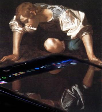 Narciso e o Smartfone