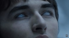 Bran usando o Troca-Peles