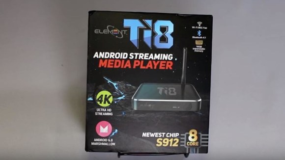 Android TV streaming box