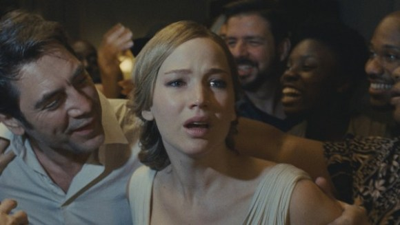 mother by jennifer, lawrence, javier, and bardem