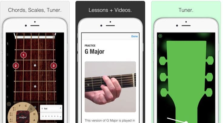 app to Learn Chords