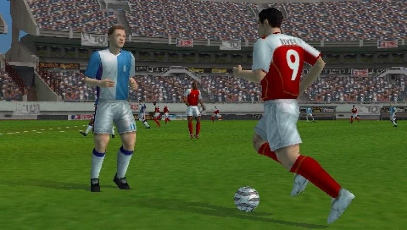 World Tour Soccer 18 psp