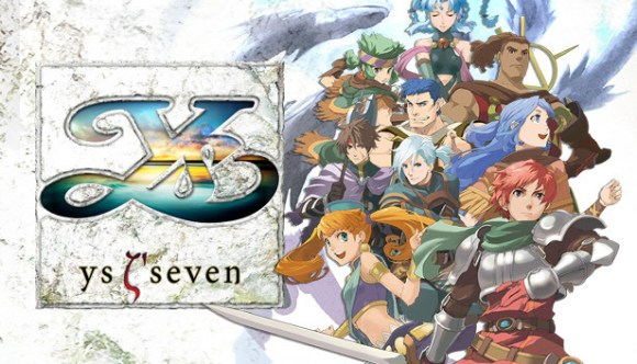 Ys Seven game