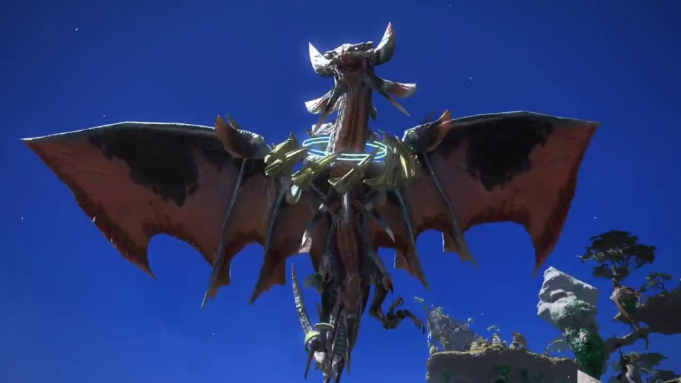 FFXIV: It took me ages, but I finally have my Twintania mount ...