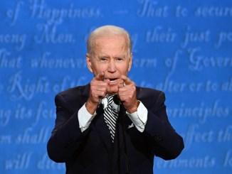 Joe Biden, Presiden Terpilih AS