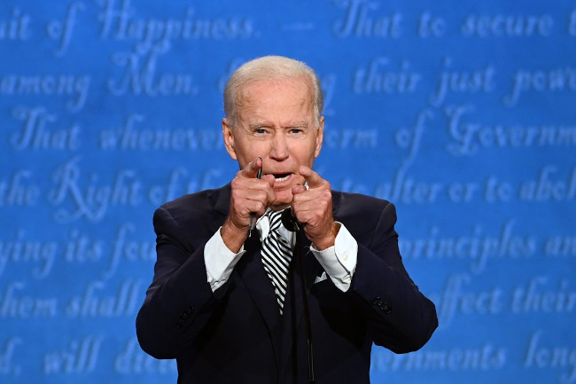 Joe Biden, Presiden Terpilih AS