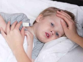 gejala pneuomnia anak