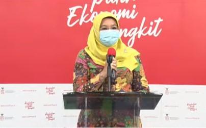 Siti Nadia Tarmizi jubir Kemenkes