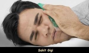 cara meringankan sakit gigi
