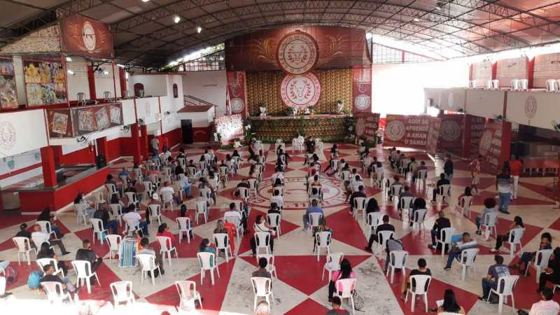 Mais de 500 pessoas foram contratadas no 1º Feirão de empregos da UPM