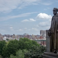 Carl Schurz, Defender of Liberty and Friend of Human Rights Overlooks Harlem