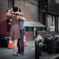 Awkward Embrace