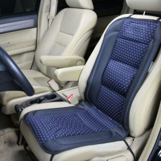 Heated Seat Cushion Cover with Lumbar Support