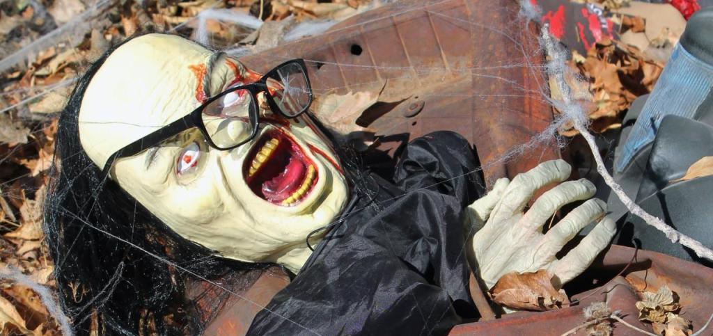 Mizogin, mizoandryczka - maska