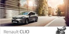 كتيبات PDF لدليل سيارات  RENAULT CLIO 4