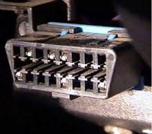 Ubicación y aspecto del conector OBD2
