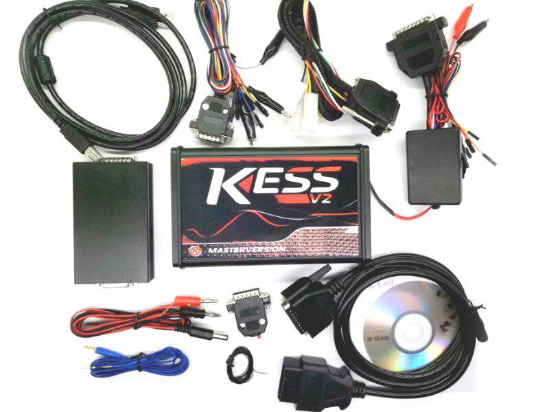 KESS V2 Master Ecu Programming Tuning Kit Manager Set Without Token Limitation