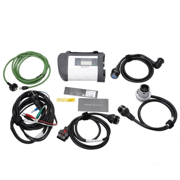 C4 MB SD Connect Diagnostic SET for Cars & Trucks