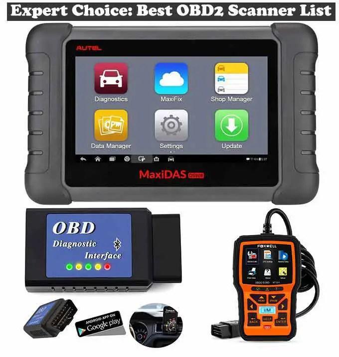 Best OBD2 Scanner to Buy