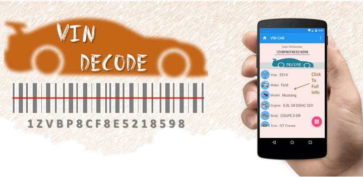 auto vin decode pro