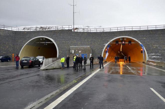 Tunel Šibeník