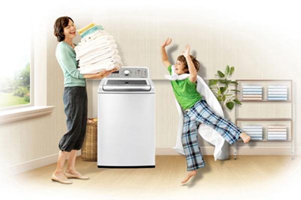 Lựa chọn máy giặt tối ưu