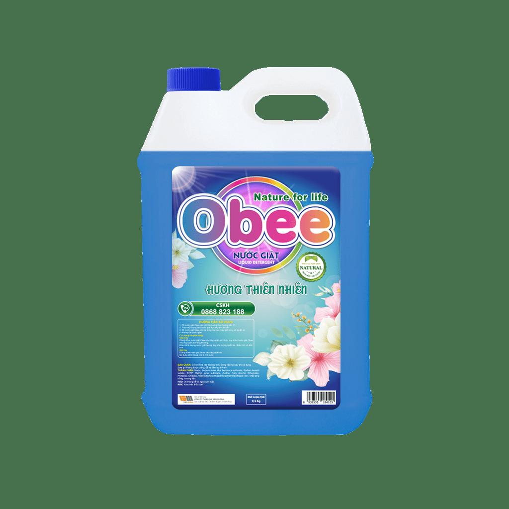 Nước giặt Obee hương thiên nhiên 9.5 kg