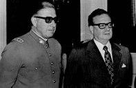 Pinochet e Allende