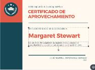 Icono de certificado